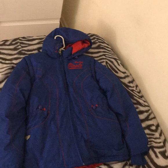 info for 28eeb b3631 New York Giants Women's Jacket